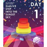 「THE IDOLM@STER SHINY COLORS 2ndLIVE STEP INTO THE SUNSET SKY」Blu-ray 【通常版DAY1】