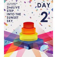 「THE IDOLM@STER SHINY COLORS 2ndLIVE STEP INTO THE SUNSET SKY」Blu-ray 【通常版DAY2】