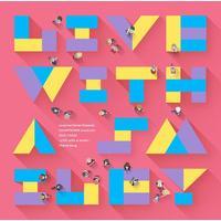 カウントダウンライブテーマソングCD「LIVE with a smile!」/Aqours・虹ヶ咲学園スクールアイドル同好会・Liella!