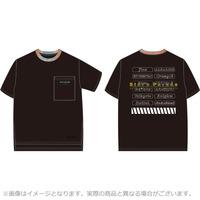 【2021年9月中旬以降順次お届け予定】 あんさんぶるスターズ!! Starry Stage 4th Star's Parade グラフィックシャツ