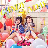 NACHERRYデビューミニアルバム「CANDY SUNDAY」【通常盤】